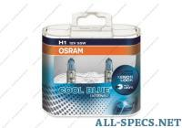 Osram - H1 -12v 55w - P14.5s+20% Cool Blue Intense DuoBox (64150CBI_DuoBox) 8115276