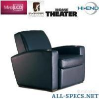 Salamander Designs Alex Single Chair Manual Recline Microsuede 7204023
