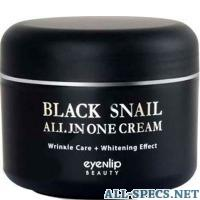 "Eyenlip ""Black Snail All In One Cream"" 15ml / 100 ml"