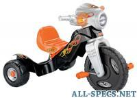Fisher Price N1366 Harley-Davidson Motorcycles Lights&Sounds Trike